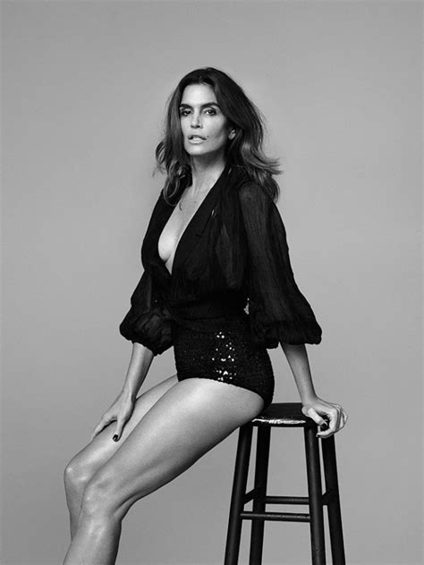 Charlotte Moss by Bryan Adams Photography Cindy Crawford Zoo