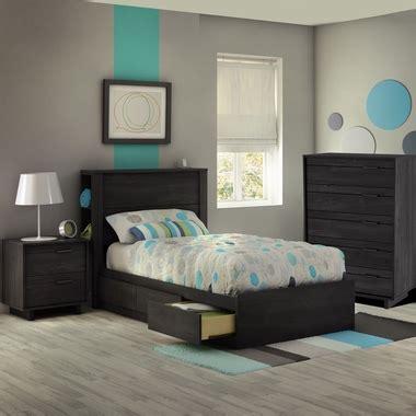 Gray Oak Bedroom Set 3 Bedroom Set Cabana Headboard 8