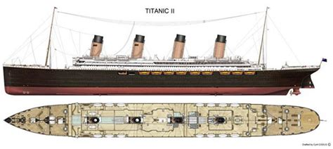 titanic did you soul project businessman reveals plans to build second titanic to set sail in 2018 lifedaily