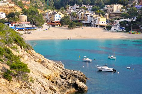 House Planners best beaches in ibiza cala vadella 30 white ibiza