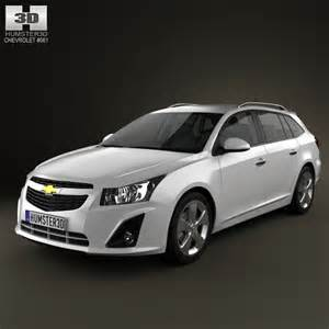 chevrolet cruze wagon 2012 3d model humster3d