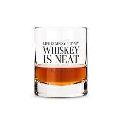 wedding party personalised whisky glasses confetti co uk