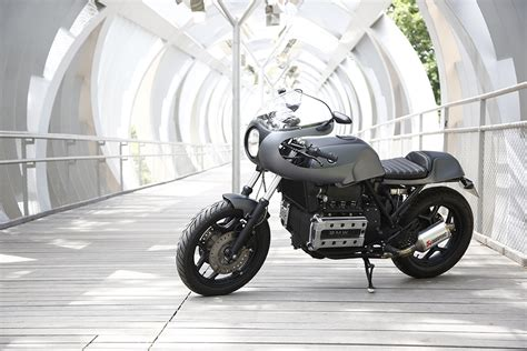 bmw k series cafe racer nitro cycles bmw k100 cafe racer return of the cafe racers