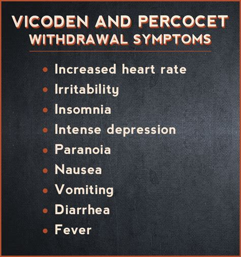 Oxycodone Detox Symptoms by Vicodin And Percocet Addiction Detox Treatment