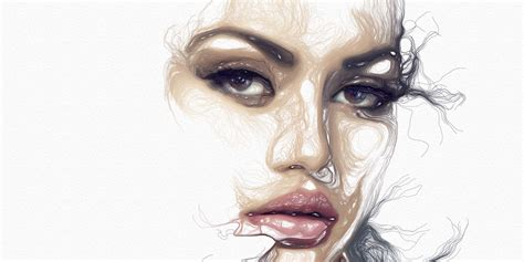 tutorial photoshop line art watercolor photoshop effect lineart watercolor is in the