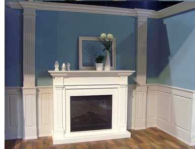 Wainscoting Pre Made Panels by Wainscoting With Either Raised Flat Or Beaded Panels I