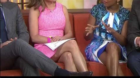 tamoron hall oops natalie morales tamron hall closeup thighs 5 27 14 youtube