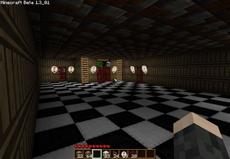 minecraft basement house in progress with basement sorta image