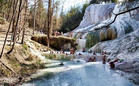 san filippo dei bagni i pi 249 famosi centri termali naturali in italia benessere