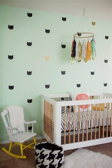 bright modern nursery nursery kids room decor
