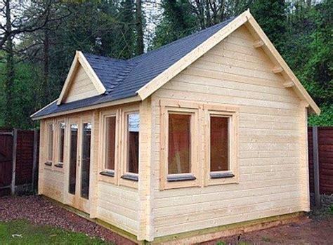 lovely planning permission for a log cabin new home