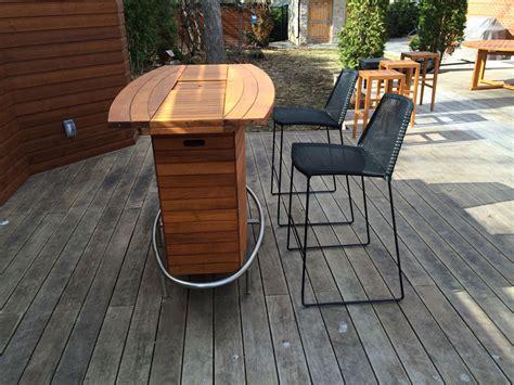 mobilier patio mobilier teck 6 beau patio