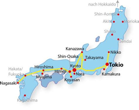 in japan there are 3 japan rundreise 1 3 wochen nach japan reisen