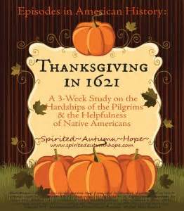 thanksgiving in 1621 review