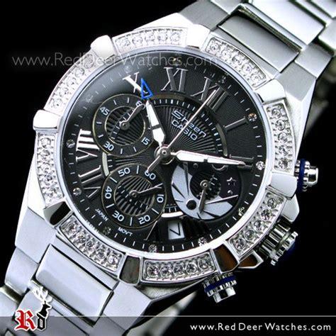 buy casio sheen chronograph luxury resort sapphire shn