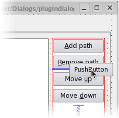 qt designer add layout using layouts in qt designer qt 4 8