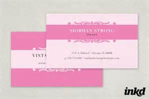 pink business cards lovely collection of pink business card designs cssdive