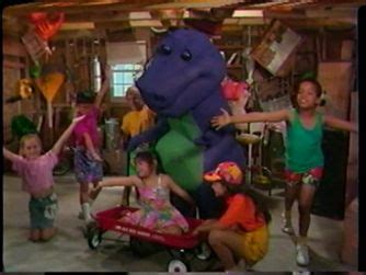 barney and the backyard gang where are they now episode 3713 mikeyminizback wiki fandom powered by wikia