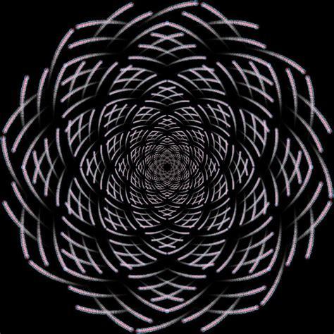 imagenes de visuales hermanosaban mandalas fractales efectos visuales y