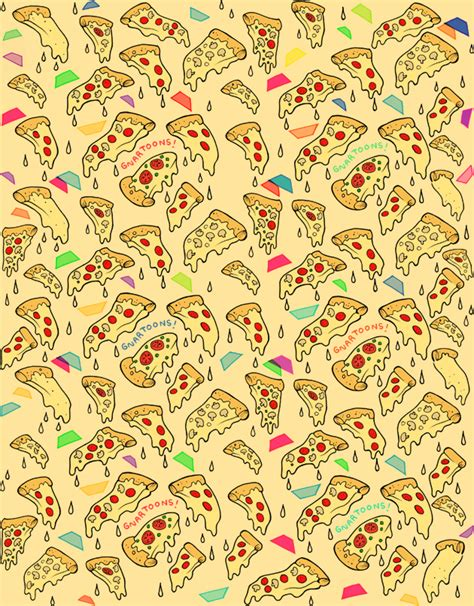 food pattern tumblr food pattern wallpaper tumblr pizza wallpaper tumblr