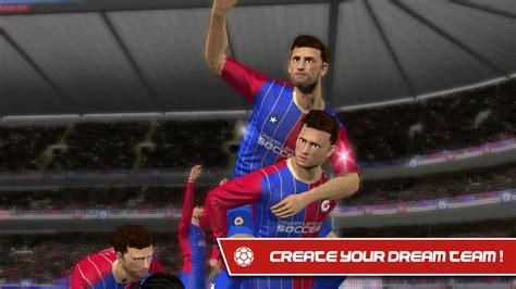 dream league soccer mod full game dream league soccer 2016 v3 065 mod apk data full