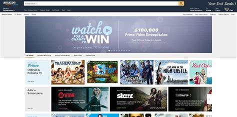 Amazon Cyber Monday Sweepstakes - amazon prime video 100 000 sweepstakes