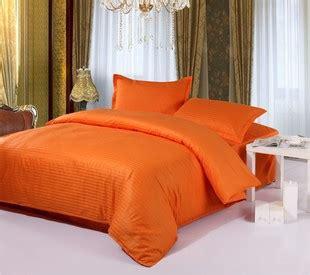 orange full size comforter 3d solid orange satin striped comforter sets queen full