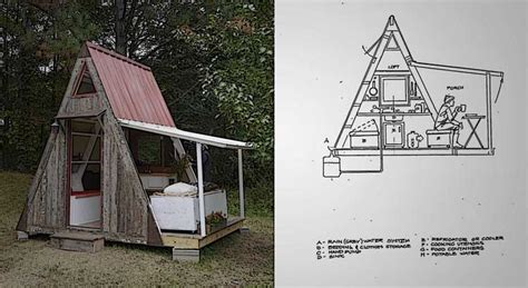 this diy tiny home only costs 1 200 to build