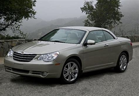 My Chrysler Account by Used Chrysler Sebring Cars For Sale On Auto Trader Uk