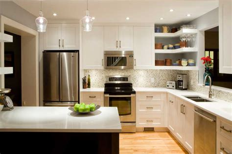 Kitchen Remodels For Small Kitchens | some inspiring of small kitchen remodel ideas amaza design