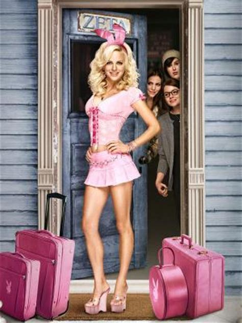 wild girl gone good in 'the house bunny' @ clickthecity movies