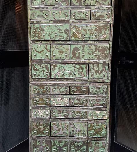 cassettiere in ferro cassettiera ferro patinata neoretr 242