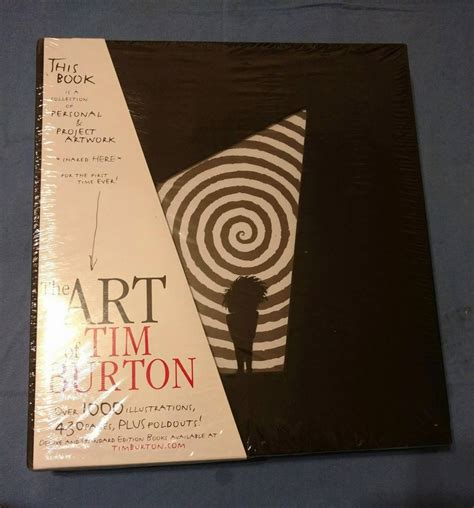 libro la transmigracin de timothy libro de arte the art of tim burton unico de coleccion sk 2 850 00 en mercado libre