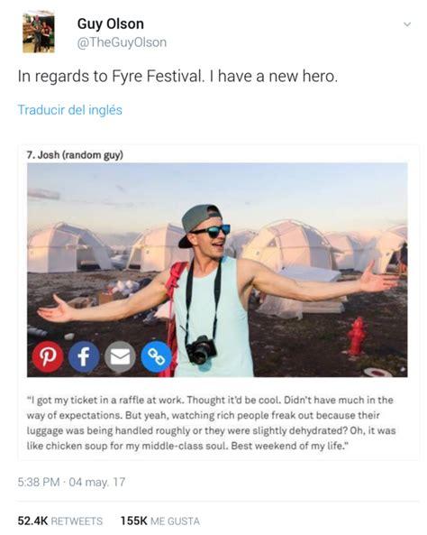 Festival Girl Meme - in regards to fyre festival meme guy