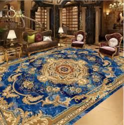 3d floor tiles custom wallpaper european style marble ceiling carpet