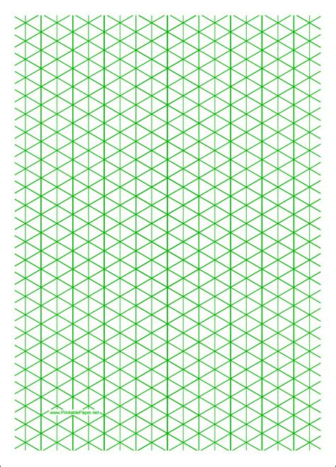 isometric paper template isometric graph paper 12 free documents in pdf