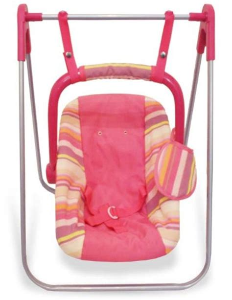doll swing and carrier baby swing for twins 2 in 1 doll carrier and swing great