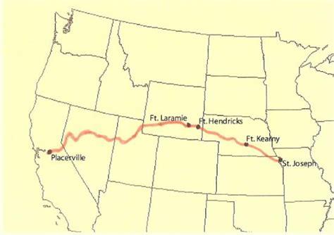 california trail us map oregon trail map book covers