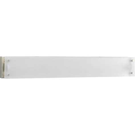 36 Fluorescent Light Fixture Black Friday Progress Lighting P7212 09eb 36 Inch Flat Glass Bath Fixture Linear Fluorescent