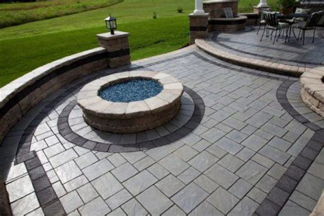 Patio Pavers Mississauga Tabletop Pit Versus A Custom Built Pit For Your