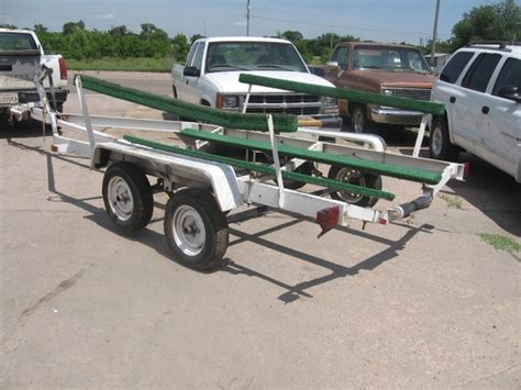 boat trailers for sale tandem boat trailer tandem axle 18 20 nex tech classifieds
