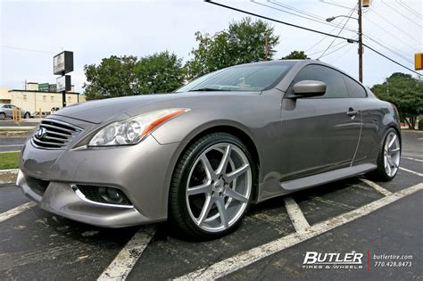 infiniti g37 coupe tire size infiniti g37 with 20in savini bm10 wheels exclusively from