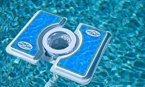 skim   pool skimmer groupon goods