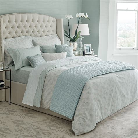 Aviana Duckegg Bedding Range Duvet Sets Bedding Linen4less Co Uk Duck Egg Blue Matching Curtains And Bedding Www Redglobalmx Org