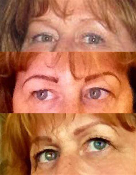 tattoo eyebrows montreal jennifer dawn wiet