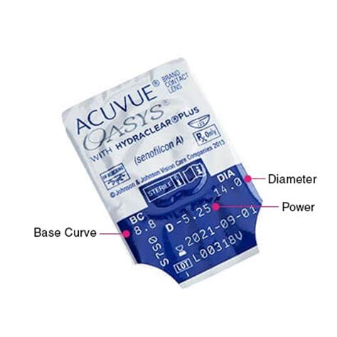 acuvue oasys contact lenses free delivery | feel good