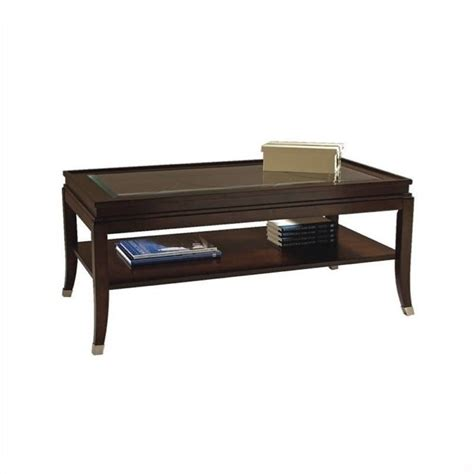magnussen lakefield tables rectangular cocktail table in