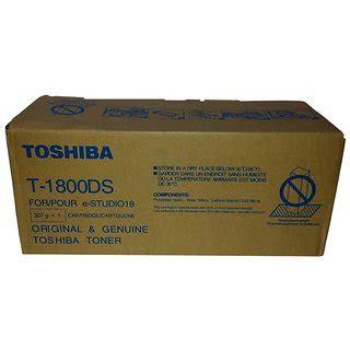 buy toshiba toner cartridge t 1800ds get 23