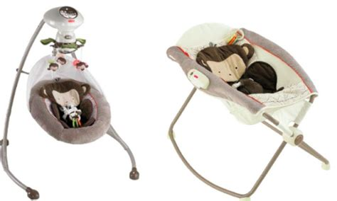 fisher price snug a monkey swing target com fisher price snugamonkey rock n play sleeper