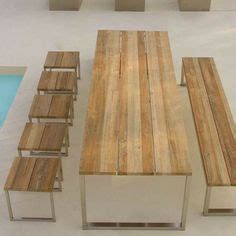 1000 ideas about gartentisch holz on pinterest cable